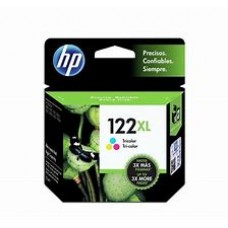 HP 122XL High Yield Tricolor Ink Cartridge